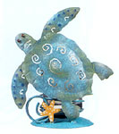 Sea Turtle Single Votive Holder